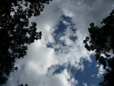 El cielo ayer
